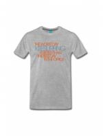Kite4you T-Shirt grau