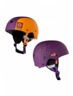Mystic MK8 Helm Violett
