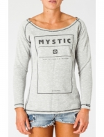 Mystic Decade Sweat misti grey melee
