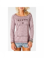 Mystic Decade Sweat misti burgundy melee